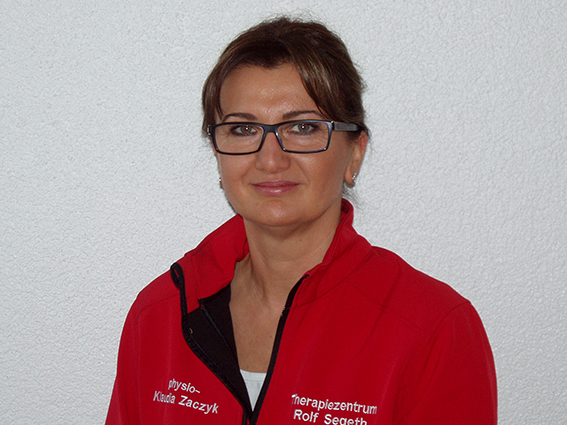 Christina Palade, Physiotherapeutin